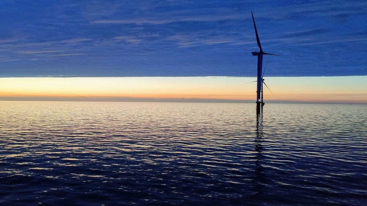 RWE-led Triton Knoll offshore windfarm generates first power
