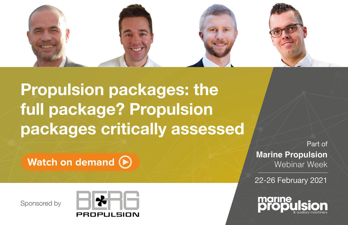 Propulsion packages: the full package webinar panel