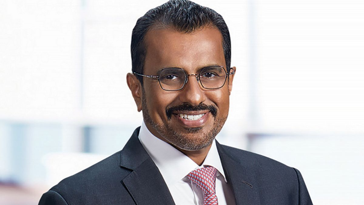 """Capt Rajalingam Subramaniam (AET): """"We are committed to continuously reducing the carbon footprint of our company and of our customers' supply chains"""" (source: AET)"""