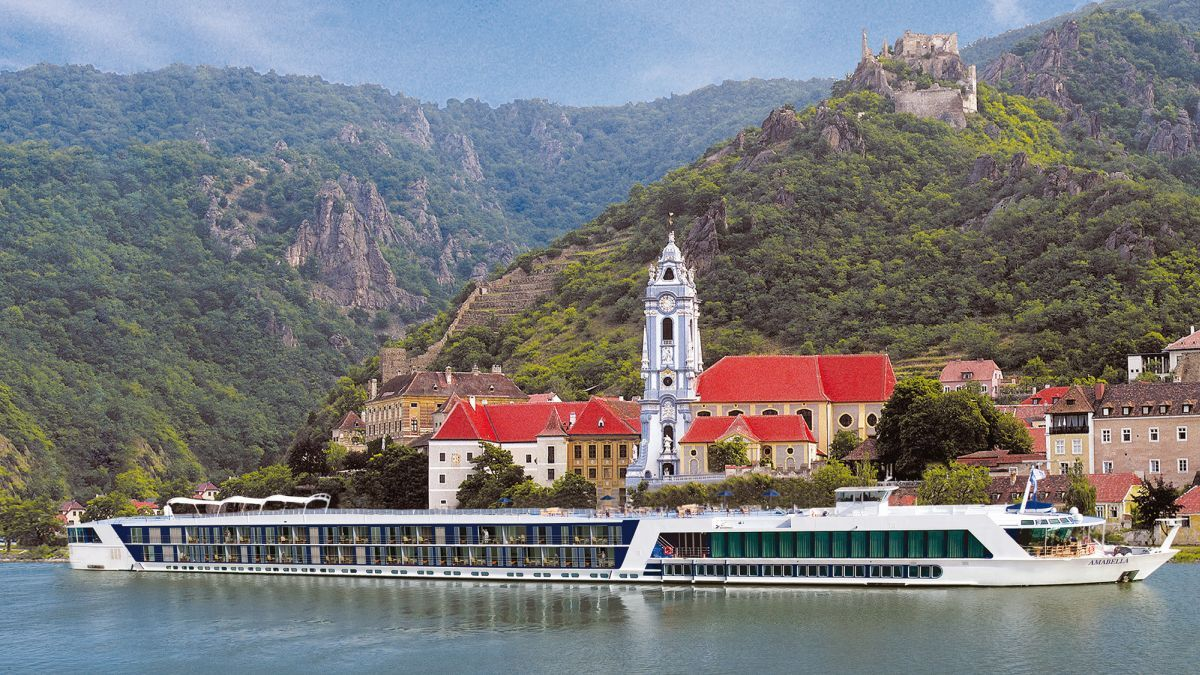 AmaWaterways plans to install new infotainment systems across its entire fleet over the next two years (source: AmaWaterways)