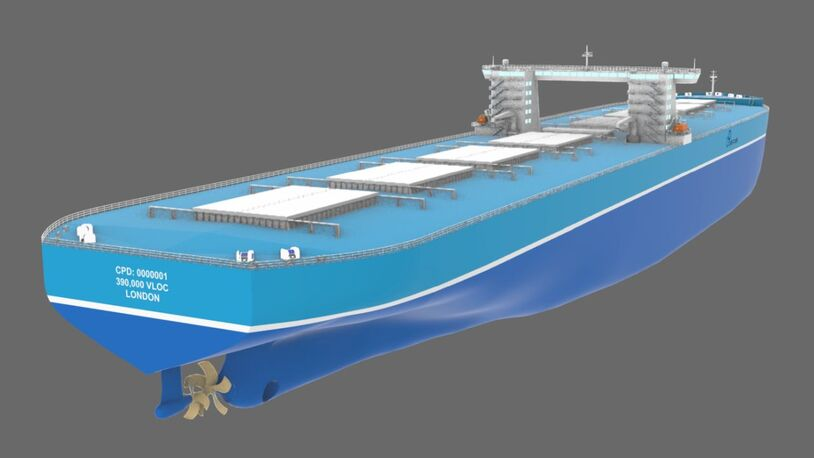 Use advanced atomics to power ships and generate green fuels