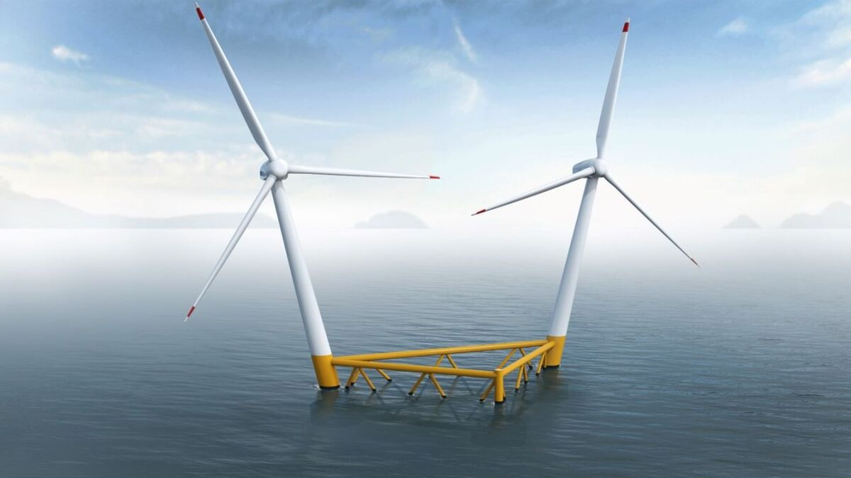 Norwegian centre to test two floating wind turbines