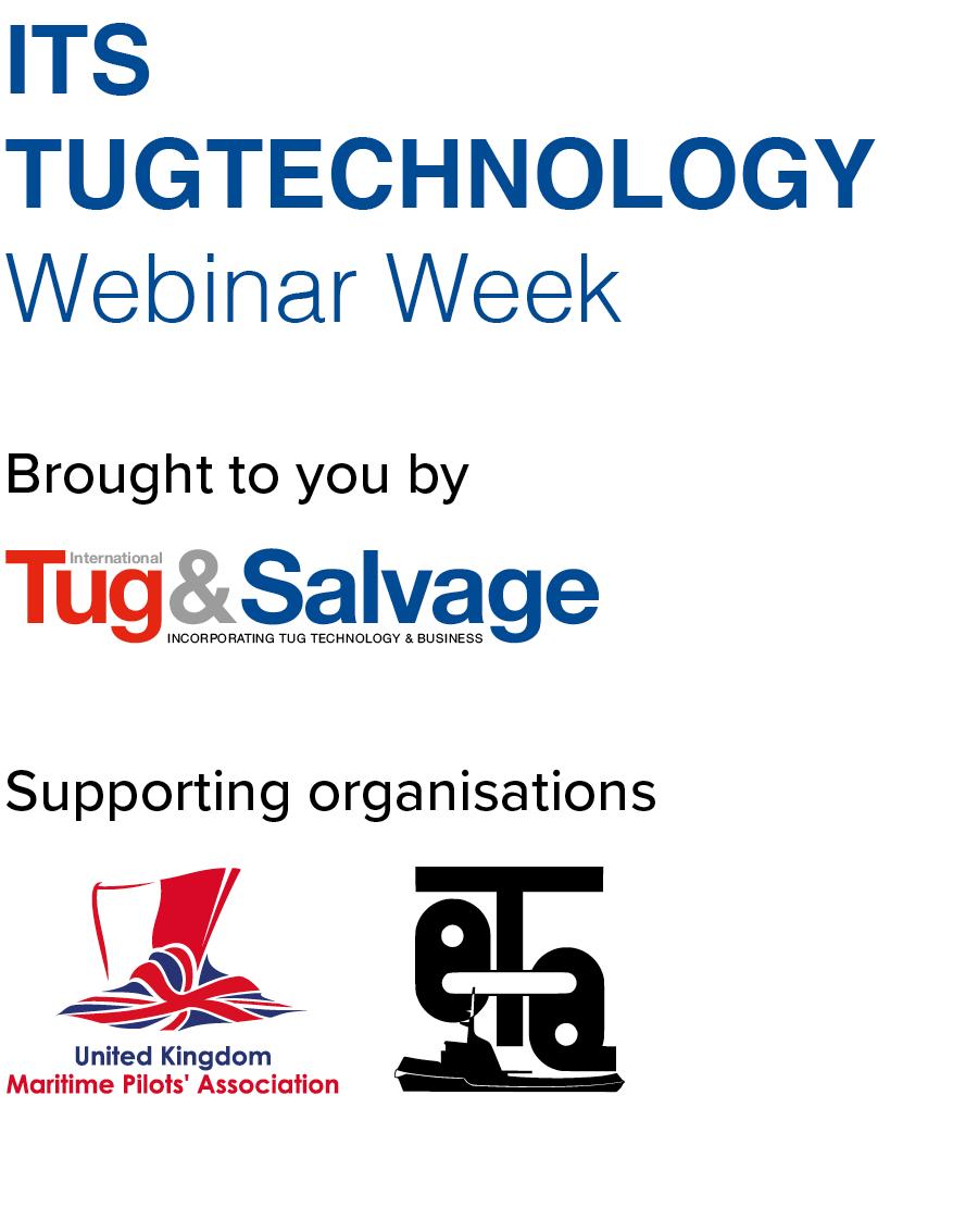 ITS TUGTECHNOLOGY Webinar Week