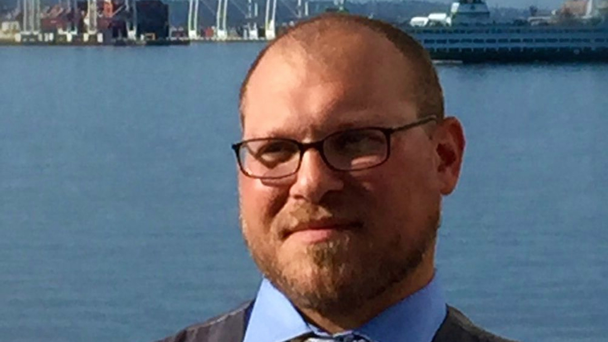 Joshua Berger named president and CEO for Washington Maritime Blue