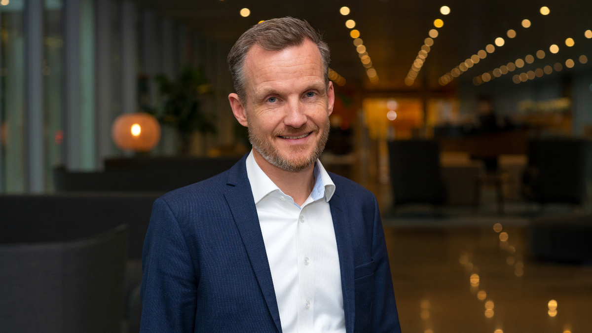 """Morten Bo Christiansen (APM Maersk):""""Green ammonia as an important future fuel for the decarbonisation of our fleet"""" (source: Maersk)"""