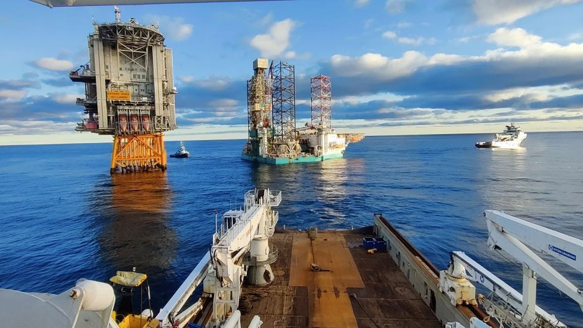 Norwegian owners are working with Equinor to cut fuel costs (source: Island)