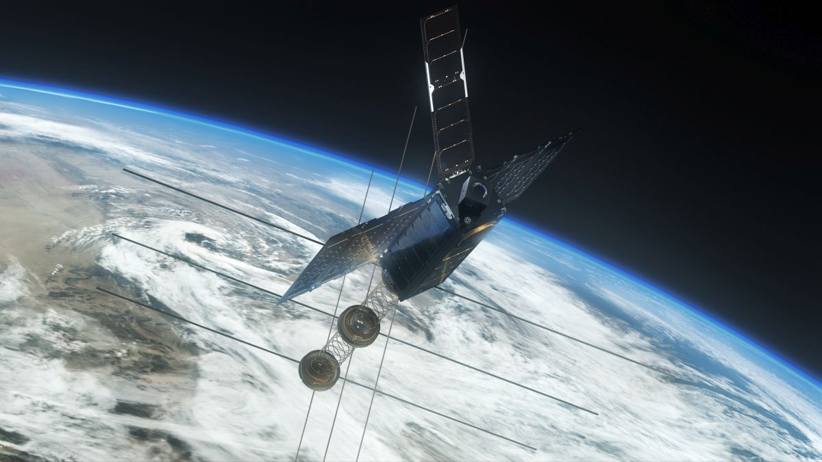 Orbcomm satellite provides AIS data for vessel tracking and navigation (source: Orbcomm)