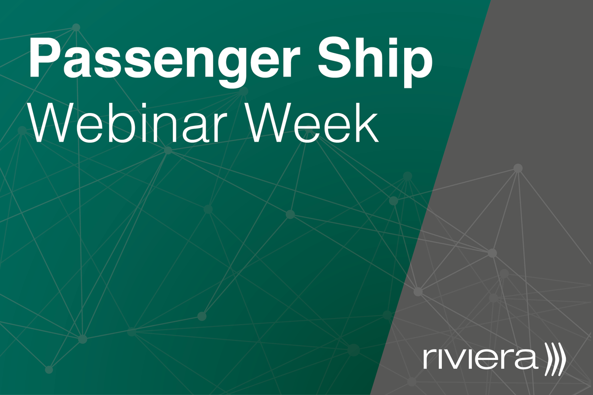 Passenger Ship Webinar Week