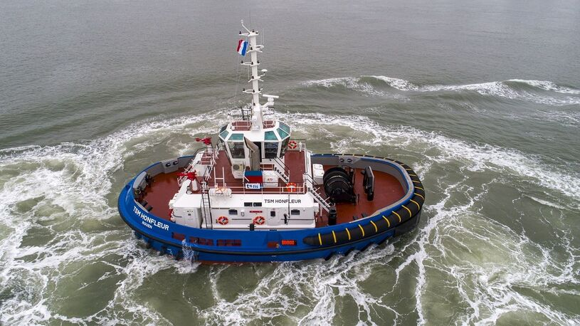Tug fleet expanded amid US$1.72Bn French port investment