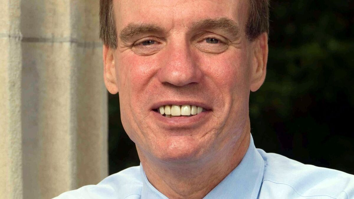 Senator Mark Warner said he has heard from local stakeholders about a risk of delay to Dominion Energy's massive offshore wind project