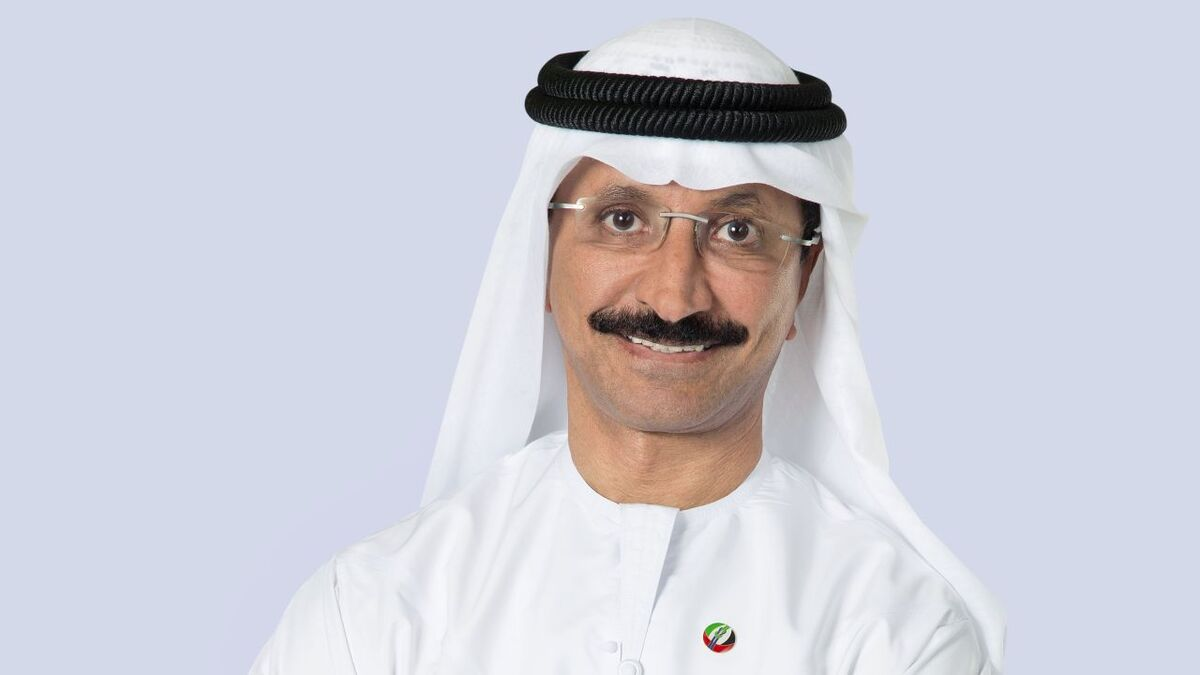 """Sultan Ahmed Bin Sulayem (DP World): """"International trade has shown remarkable resilience"""""""