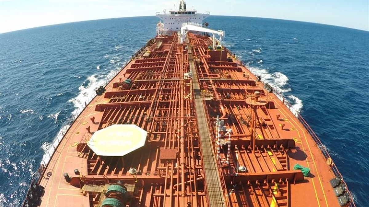 Zeaborn tanker package includes navigation, ECDIS and voyage planning (source: Wärtsilä Voyage)