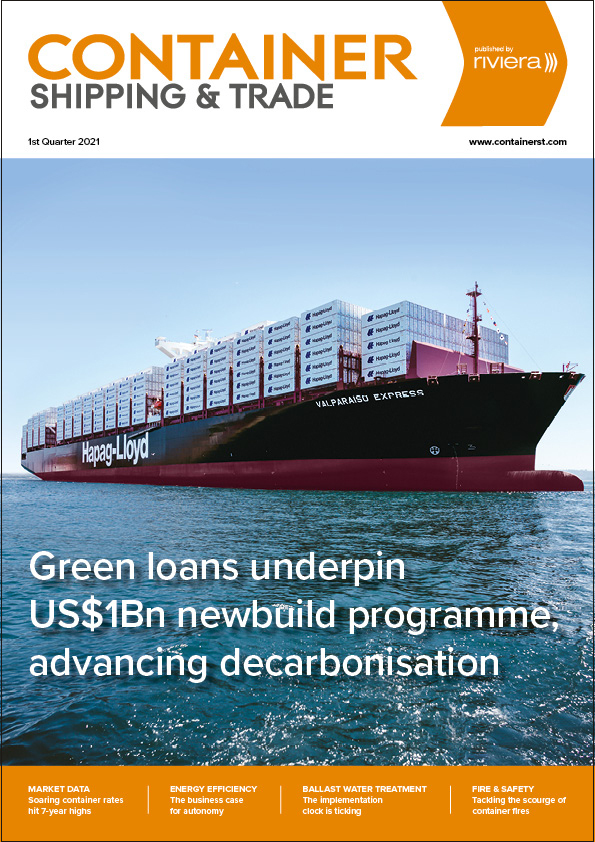Container Shipping & Trade