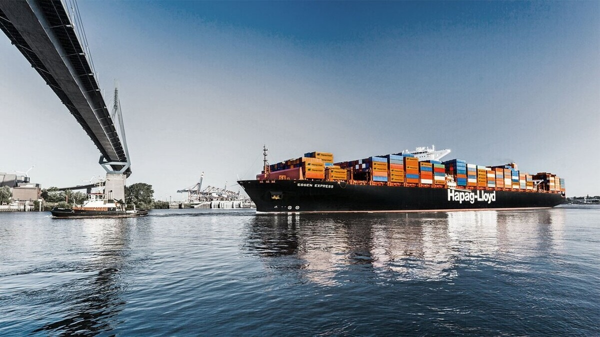Container line Hapag-Lloyd is among the shareholders in GSBN (Image: Hapag-Lloyd)