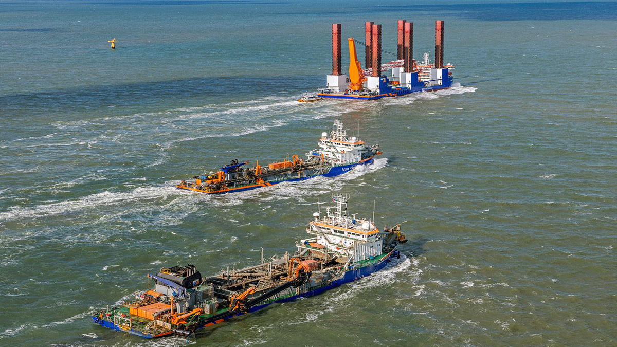 Van Oord and ABB sign fleetwide service agreement