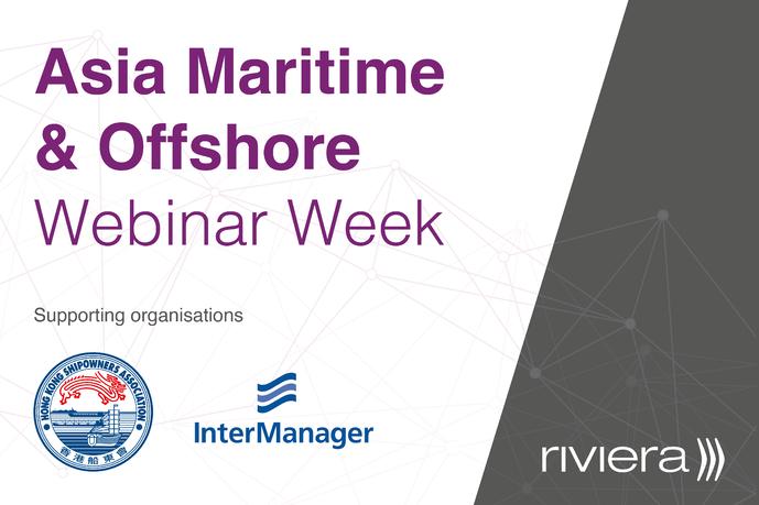 Asia Maritime & Offshore Webinar Week