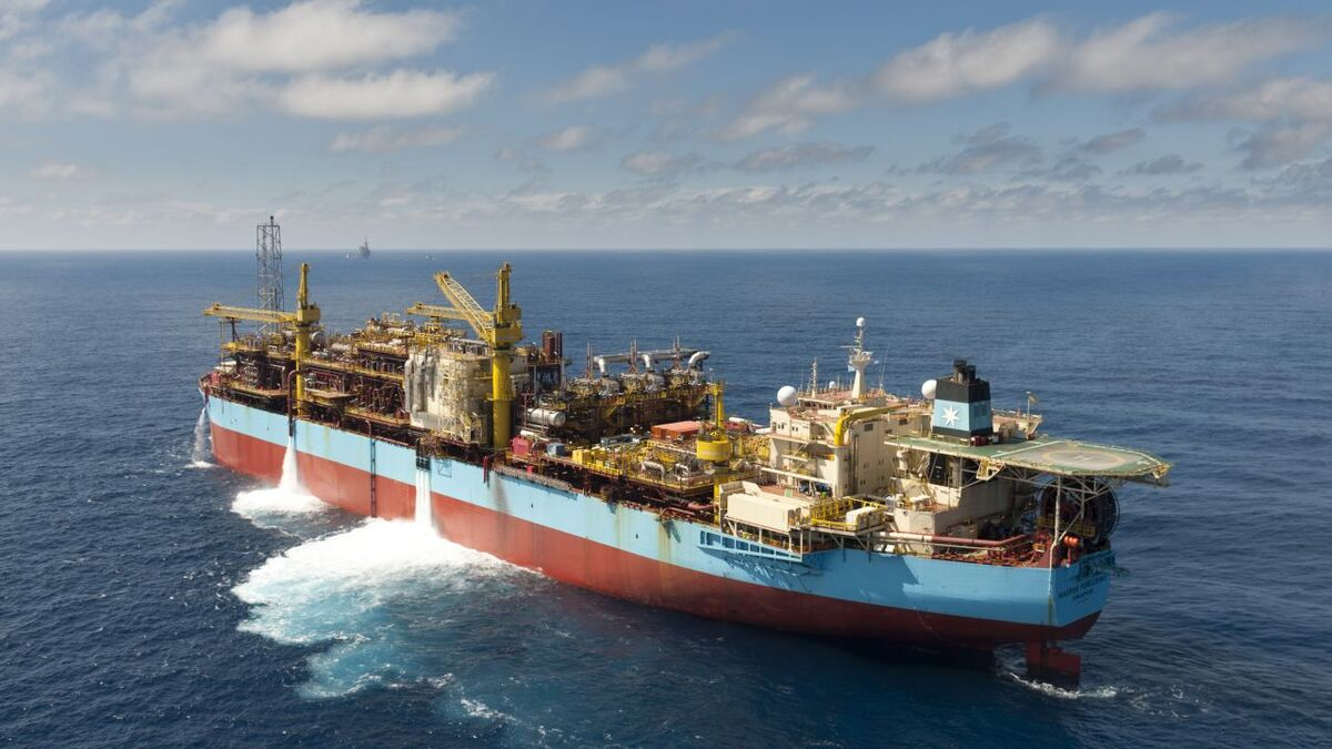 Equinor operates a Maersk-owned FPSO on the Peregrino in Brazil (source: Oyvind Hagen)