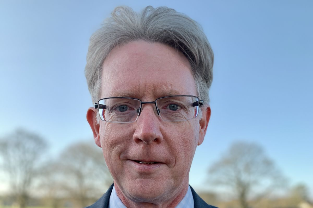 Graham Harvey is now chief executive of Windship Technology (source: Windship)