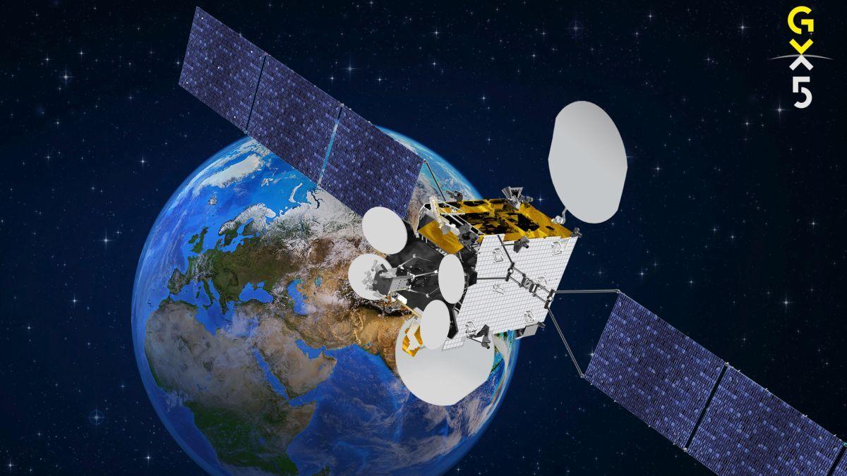 Inmarsat plans seven-satellite GX expansion