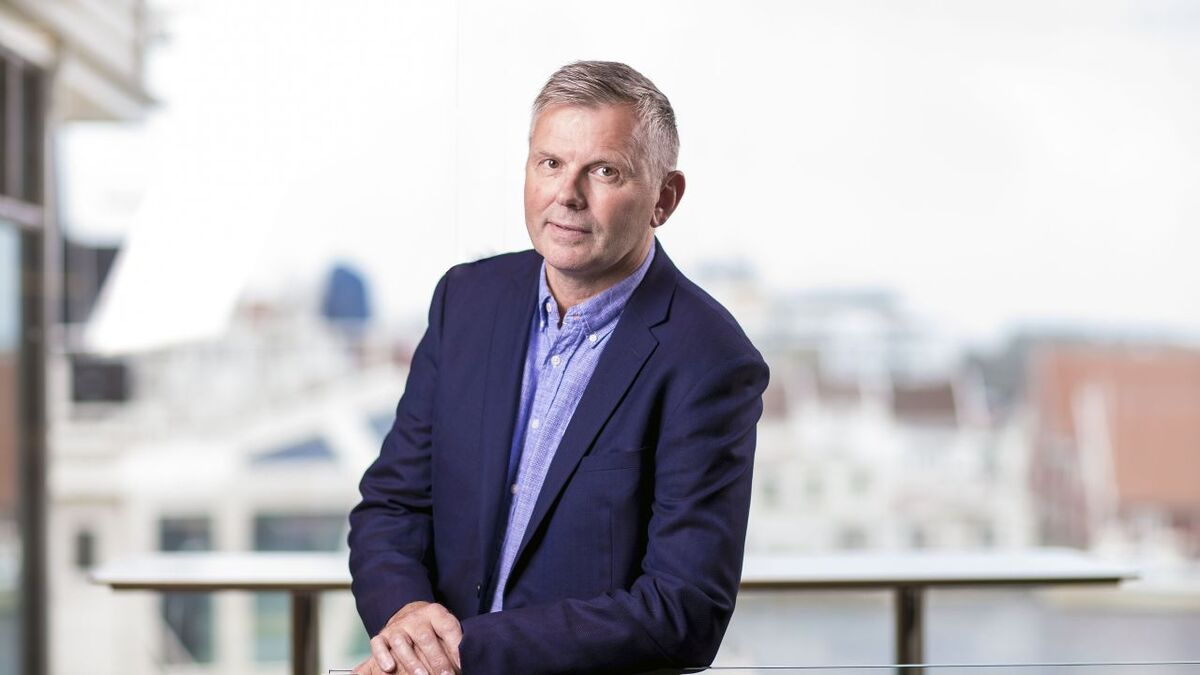 """Kenneth Walland: """"Edda Wind is an extremely good platform to take advantage of growth in the offshore wind industry"""""""
