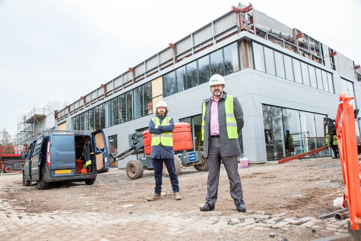 Tim Munn appointed as iconsys builds new headquarters