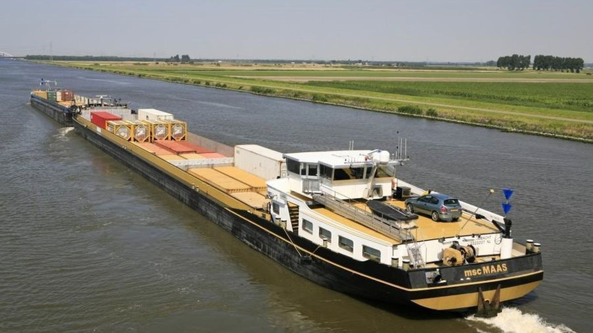 Maas will be 100% powered by hydrogen by the end of 2021