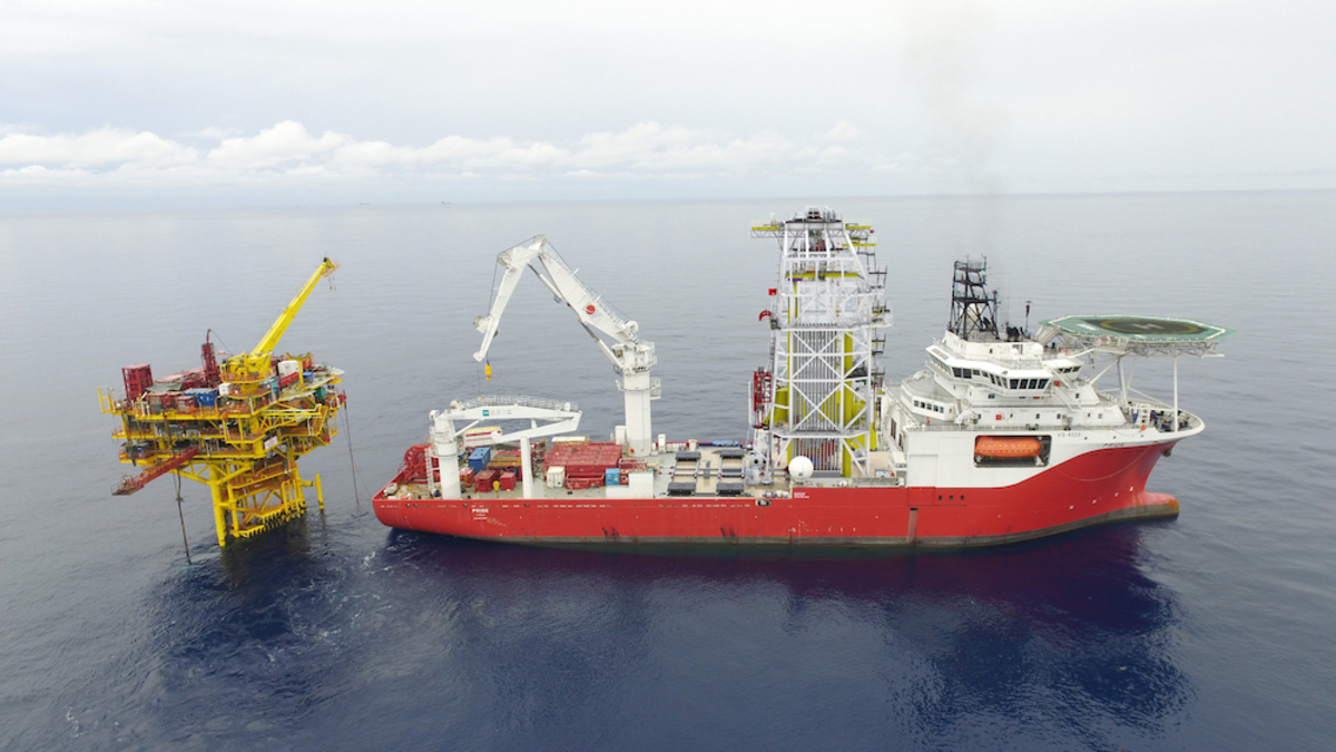 Expro well intervention vessel and flagship DP3 OSV Pride (source: Expro)