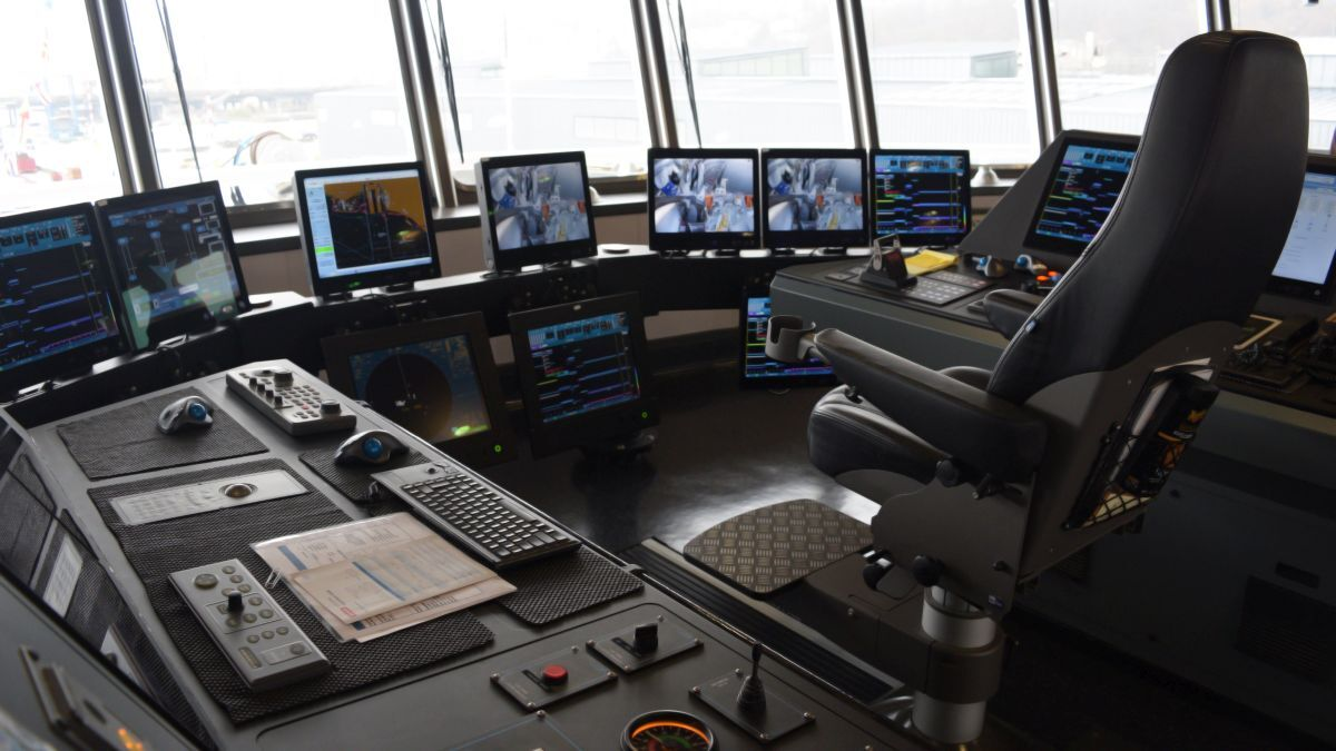 Ship connectivity and bridge systems are important tools for remote surveys (source BMA)