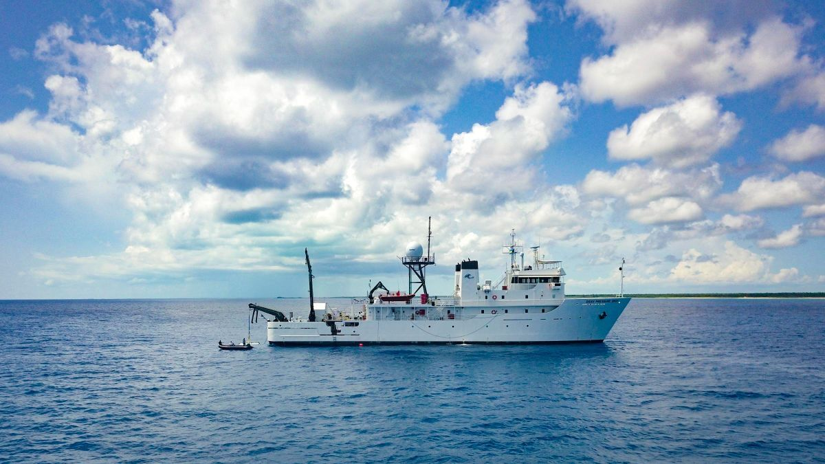 One of the vessels managed by CSM Energy is DSSV Pressure Drop, used for the Five Deeps Expedition to explore the deepest points in the ocean (source: Five Deeps Expedition)