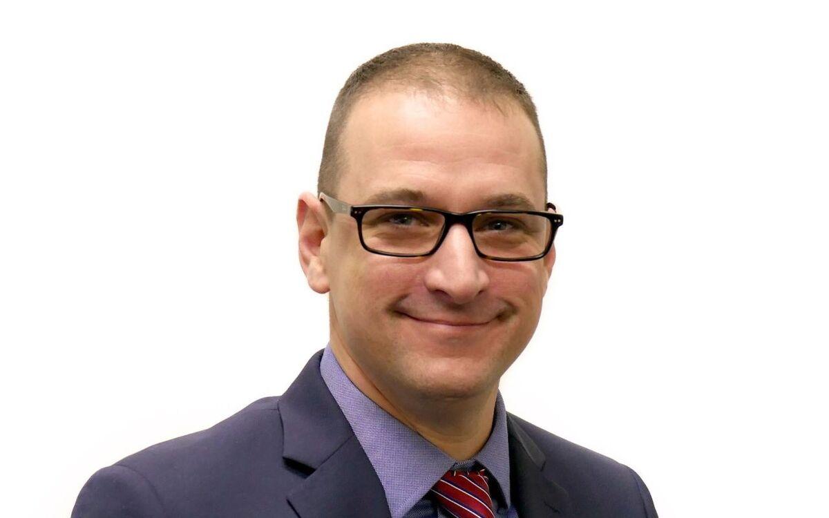 Scott Groves vice president sales Thordon Bearings (source: Thordon Bearings)