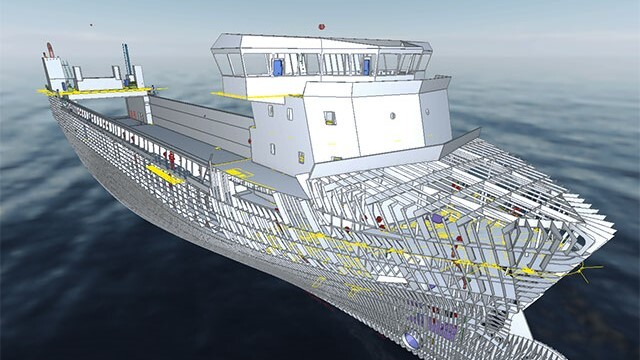 Bore's next-generation RoLo ships will run on LNG