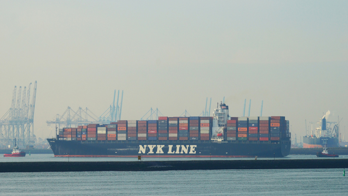NYK signed two new sustainability linked loan agreements (Image: Kees Torn - Flickr/ Creative Commons by -SA 2.0)