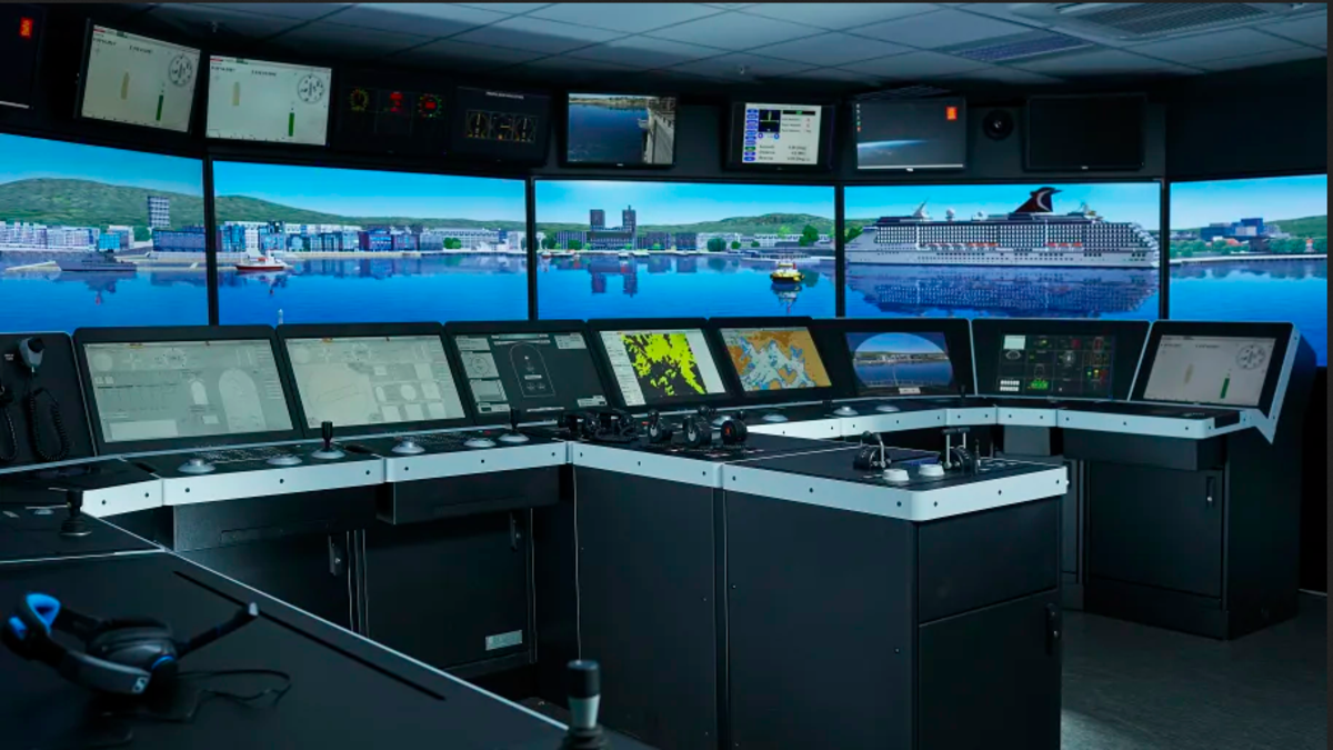 Kongsberg to upgrade Panama Canal's simulators