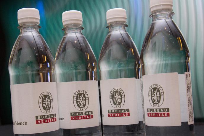 Branded Bottled Water