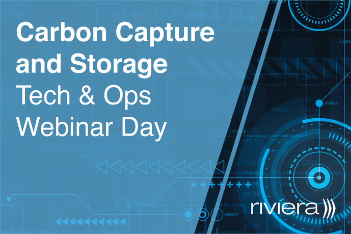 Carbon Capture and Storage Tech & Ops Webinar Day