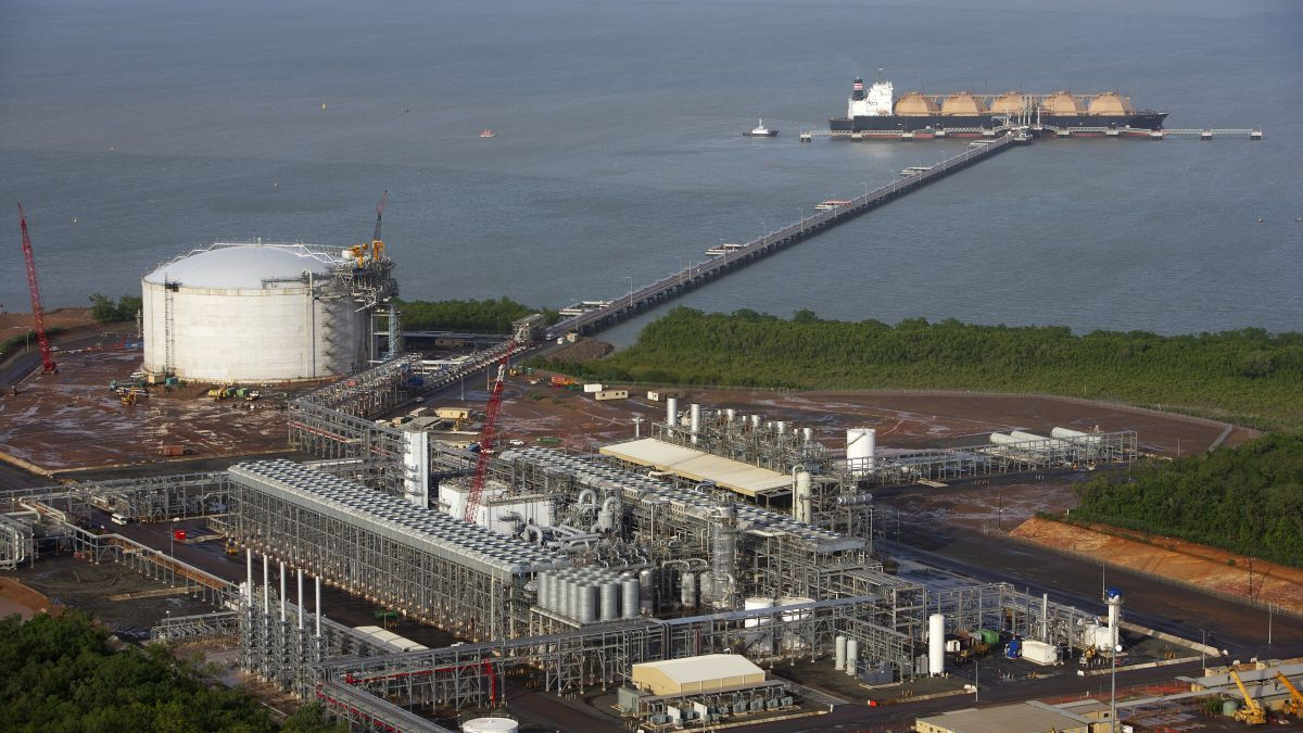 Cove Point LNG exported six cargoes in 2020 (source: Cove Point LNG)