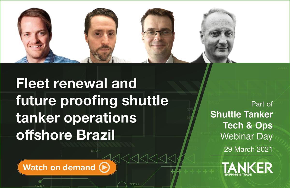 Brazil Shuttle tanker panel