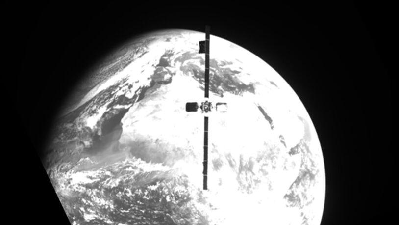 In-space logistics: consortium docks life-extension module to satellite