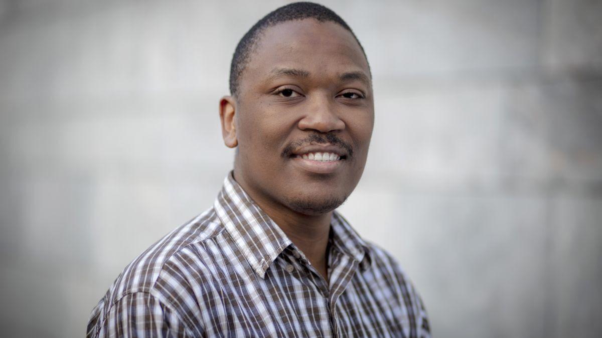 "Kemedi Moara-Nkwe (University of Plymouth): ""NCSCs can play a big role"" (source: University of Plymouth)"