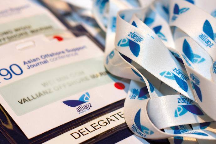 Delegate Name Badges & Lanyards