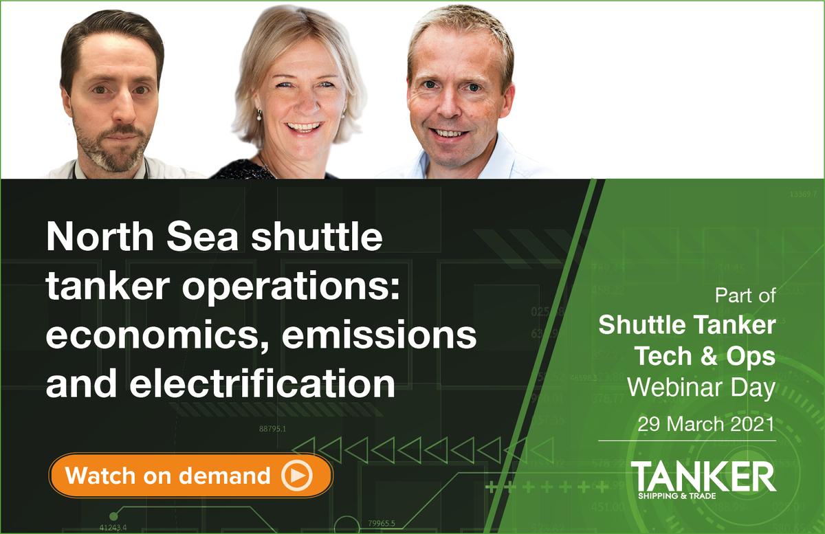North Sea shuttle tanker operations Test & Ops webinar panel