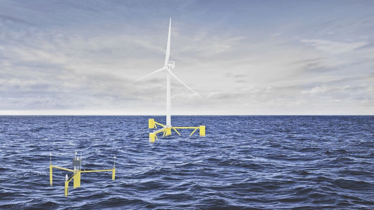 Chevron joins floating wind race with Ocergy investment