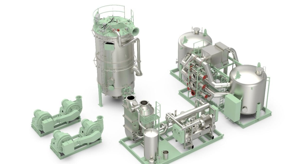 SAACKE boilers, gas combustion and exhaust gas equipment will be a good fit with Wärtsilä inert-gas systems (source: SAACKE)