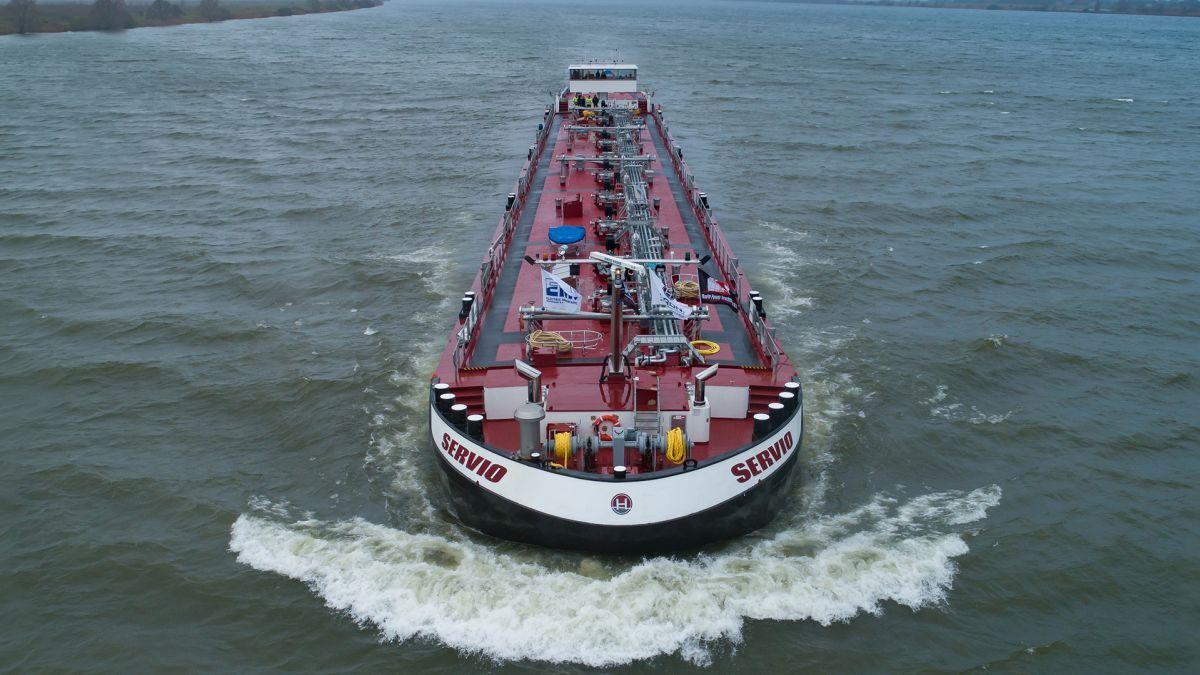 Servio: a case study in international tanker shipbuilding