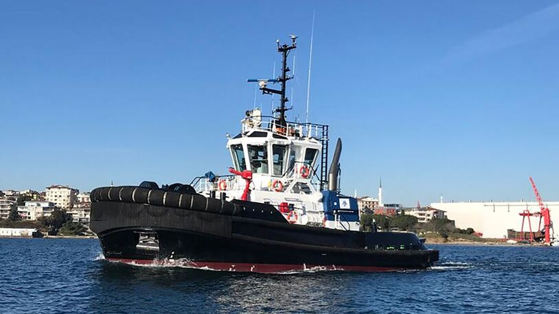 UK port owner acquires Turkish tug