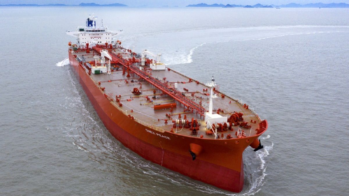 Tanker awarded first DNV SILENT-E notation