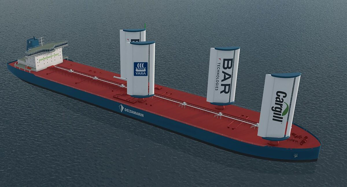 Yara Marine adds WindWinds to its portfolio and will manage the value chain (source: BARTech)