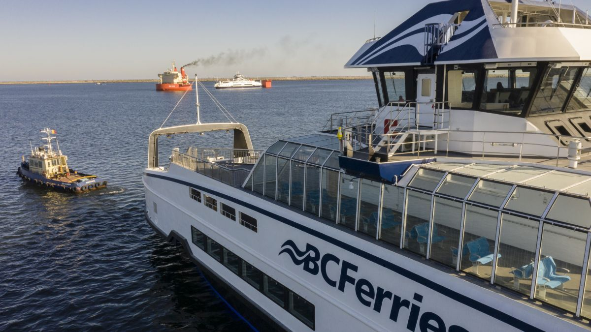 BC Ferries is part of the 12-strong Maritime Operators Advisory Group (MOAG), organised by Interferry