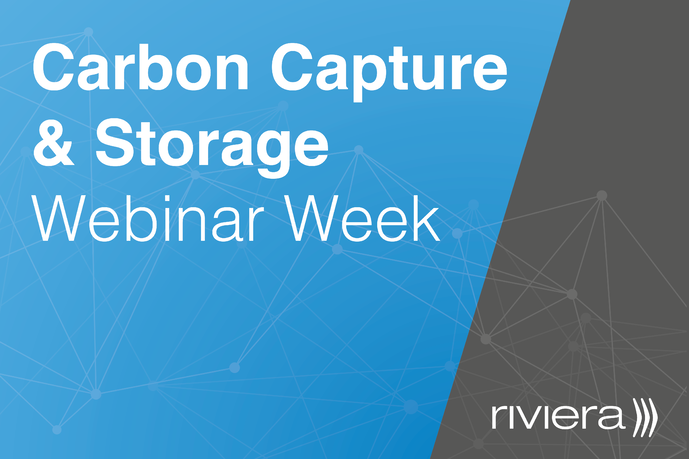 Carbon Capture & Storage Webinar Week