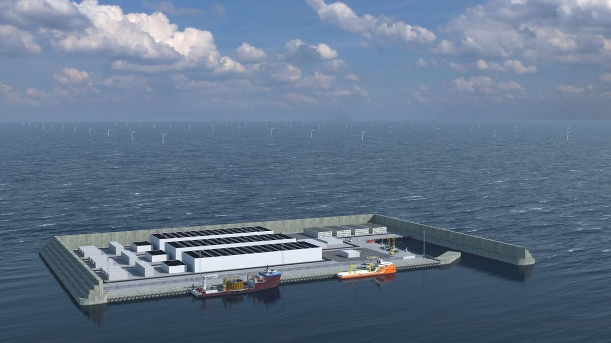 MMT to survey site for Denmark's North Sea energy island